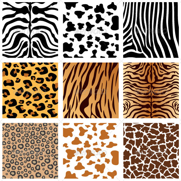 GraphicRiver Animal Skin 103318