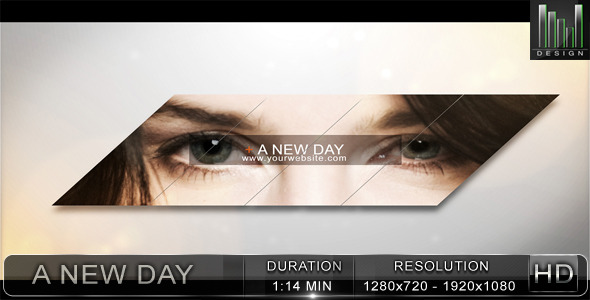 After Effects Project - VideoHive A New Day 1254142