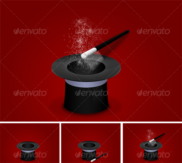 GraphicRiver The Magic Hat 31756