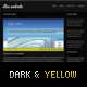 Dark & Yellow - ThemeForest Item for Sale