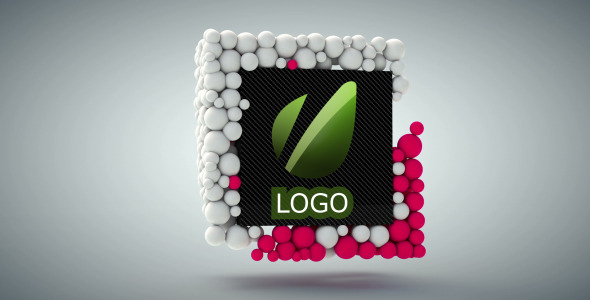 After Effects Project - VideoHive Logo Spheres Dynamics 1177808