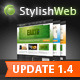 StylishWeb | Modern High Quality HTML/CSS Template - ThemeForest Item for Sale