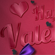Elegant & Colorful Valentine´s Day Greeting Card - GraphicRiver Item for Sale