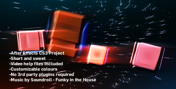 After Effects Project - VideoHive Funky Shape Titles 152591