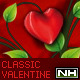 Classic Valentine Card - ActiveDen Item for Sale