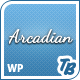 The Arcadian Responsive WordPress Theme - ThemeForest Item for Sale