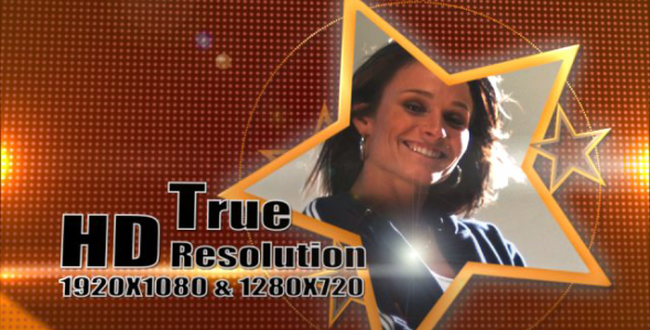 After Effects Project - VideoHive Celebration Star 152874
