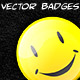 Vector Badges - GraphicRiver Item for Sale