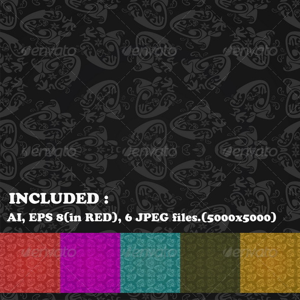 GraphicRiver Seamless background 69029