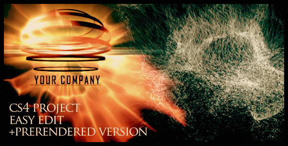After Effects Project - VideoHive Fire&Ice 151788