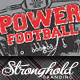 Power Football T-Shirt - GraphicRiver Item for Sale