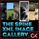 The Spine XML Image Gallery - ActiveDen Item for Sale