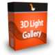 Ultimative 3D Light Gallery with shadow - ActiveDen Item for Sale