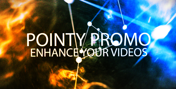 After Effects Project - VideoHive Pointy Promo 56316