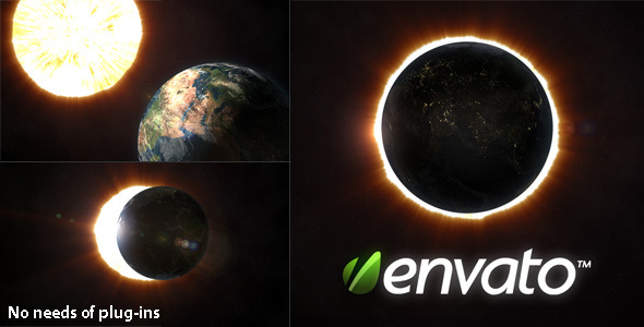After Effects Project - VideoHive The Earth 1278127