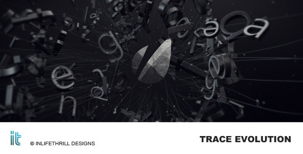 After Effects Project - VideoHive Trace Evolution 1278655