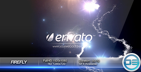 After Effects Project - VideoHive Firefly 96207