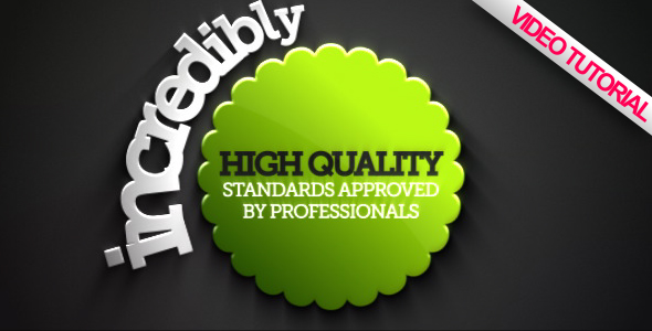 After Effects Project - VideoHive Spiral Title Logo reveler 130081