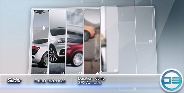 After Effects Project - VideoHive Slider 56524