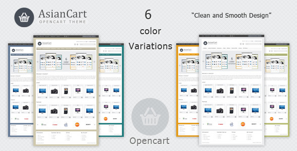 AsianCart | OpenCart 1.5.1.X - FIRST RIP BY TUMTUM
