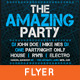 Amazing Party Flyer - GraphicRiver Item for Sale