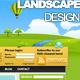 Landscape Design Drawn Style Template - ThemeForest Item for Sale