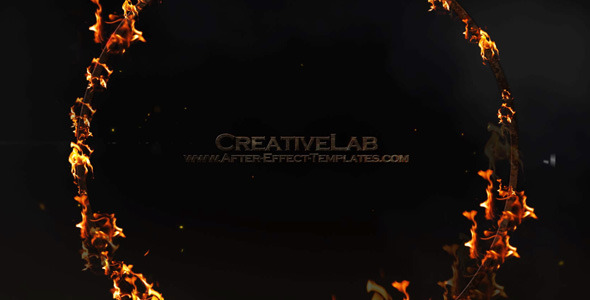 After Effects Project - VideoHive Fire Games 1264405