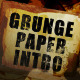 Grunge Paper Intro - VideoHive Item for Sale