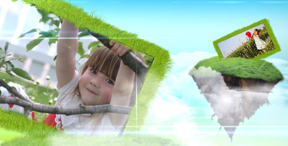 After Effects Project - VideoHive Sky World 1296038