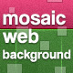 Textured Mosaic Web Background - GraphicRiver Item for Sale