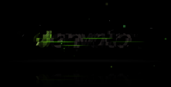 After Effects Project - VideoHive Square Glitch Revealer & Titles openner 1 ...
