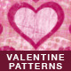 10 Seamless Valentine Patterns - GraphicRiver Item for Sale