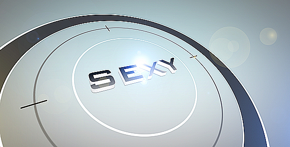 After Effects Project - VideoHive Extrude Titles 155666