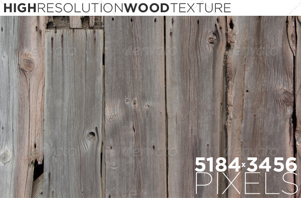 GraphicRiver Old Barn Wood Texture 156369