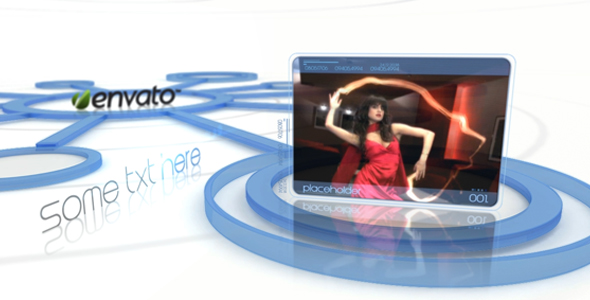 After Effects Project - VideoHive Video display elegant it slide showcase 1 ...