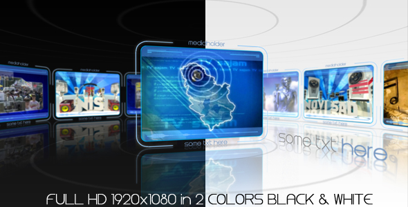 After Effects Project - VideoHive Elegant Business Presentation Room 140378