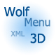 Menu XML 3D - ActiveDen Item for Sale