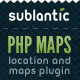 PHP Map + Location Plugin - CodeCanyon Item for Sale