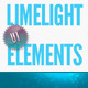 LIMELIGHT UI ELEMENTS - GraphicRiver Item for Sale
