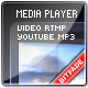 Universal Media Player - ActiveDen Item for Sale