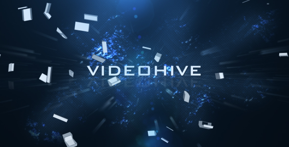 After Effects Project - VideoHive Blue 157689