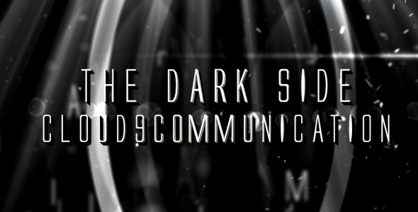After Effects Project - VideoHive The Dark Side 157098