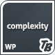Complexity Premium WordPress Theme - ThemeForest Item for Sale