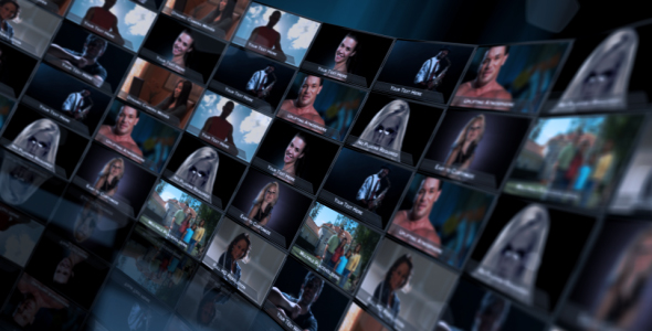 After Effects Project - VideoHive MultiScreen Studio 158036
