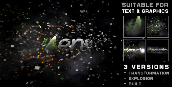 After Effects Project - VideoHive logo and text reveal 1319867