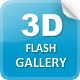 3D Flash Gallery - ActiveDen Item for Sale