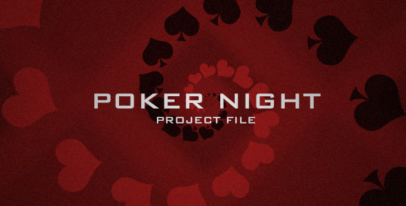 After Effects Project - VideoHive Poker Night 2 in 1 158510