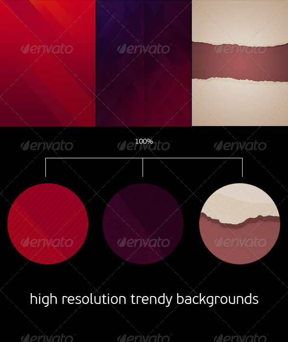 GraphicRiver abstract backgrounds 158920
