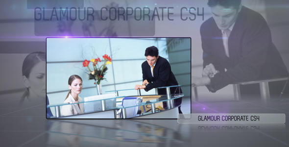 After Effects Project - VideoHive Glamour Corporate CS4 159157
