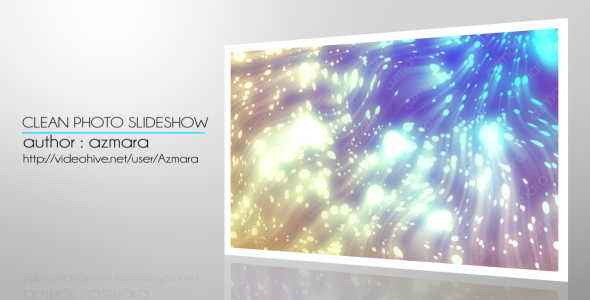 After Effects Project - VideoHive Clean Photo Slideshow 159374